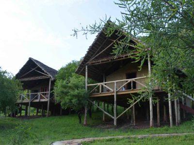 SANGAIWE TENTED CAMP